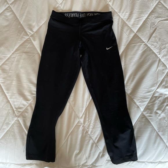 Nike Dryfit crop
